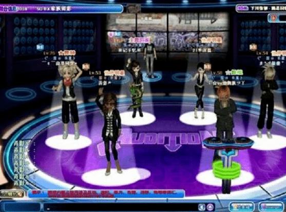 劲舞团私服游戏回复私聊的方法