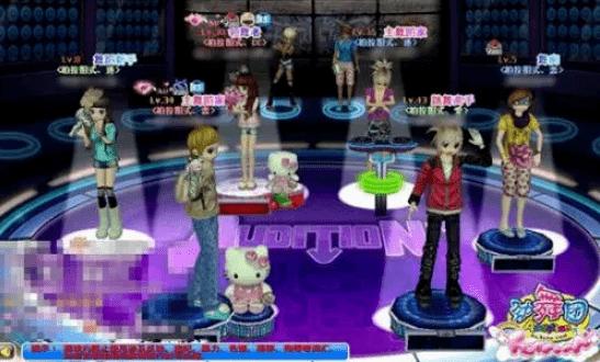 劲舞团私服游戏有哪些好玩的系统呢?